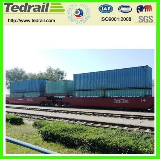 China Railway Train Logistics to Taraz Freight Wagon for Sale
