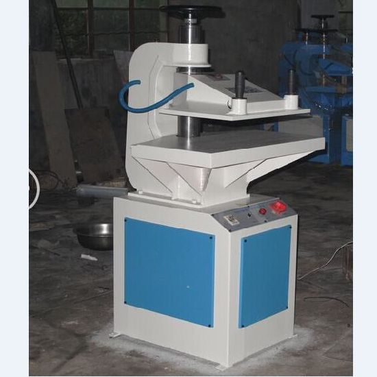 Manual Operation Leather Clicking Cutting Press