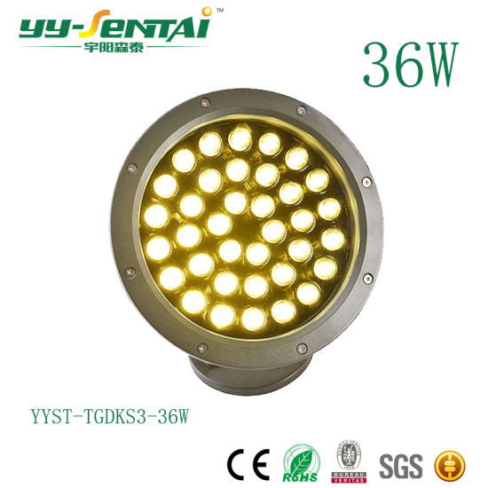 Outdoor High Quality 3W-36W Insert Ground LED Lamp pictures & photos