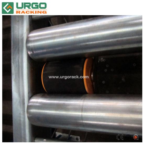 Urgo Professional Intensive Storage Flow Rack Roller Pallet Racking for Gravity Racks