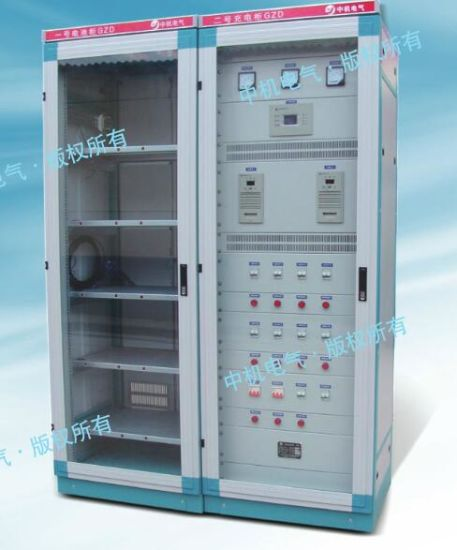 Gzd DC Power Cabinets By, Micro Processor, Computer Control, Dfw 12 Cable  Branch Box, Panels And Switchgear