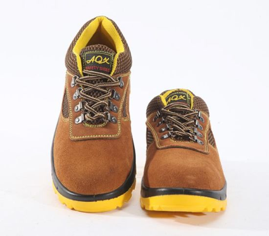 Anti-Puncture Safety Shoes with Steel Toe Cap Steel Plate Labor Protection Shoes