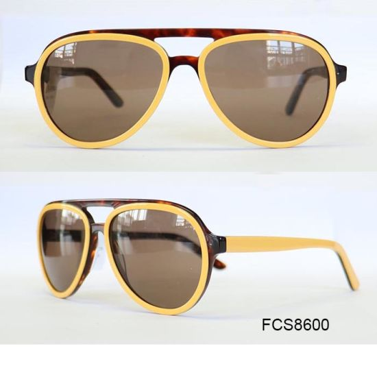 Italy Design Factory Produce Acetate Sunglasses Frame of 2018 pictures & photos