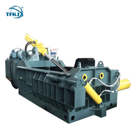 Hydraulic Scrap Steel Packaging Machine for Metal Iron Aluminum Copper pictures & photos