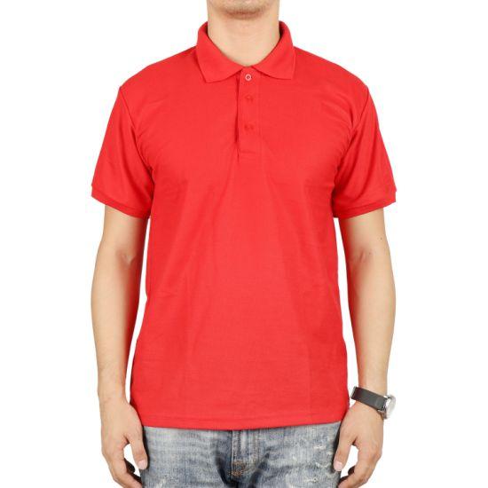 Good Price Best Quality 100% Cotton 240GSM Pique Polo Shirt