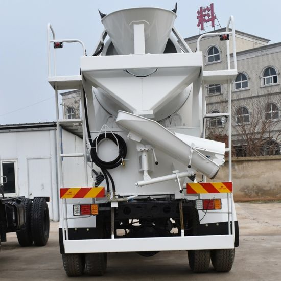 Chinese Brand Dongfeng 6 Wheelers Small Ready 3 Cubic Meters Mix