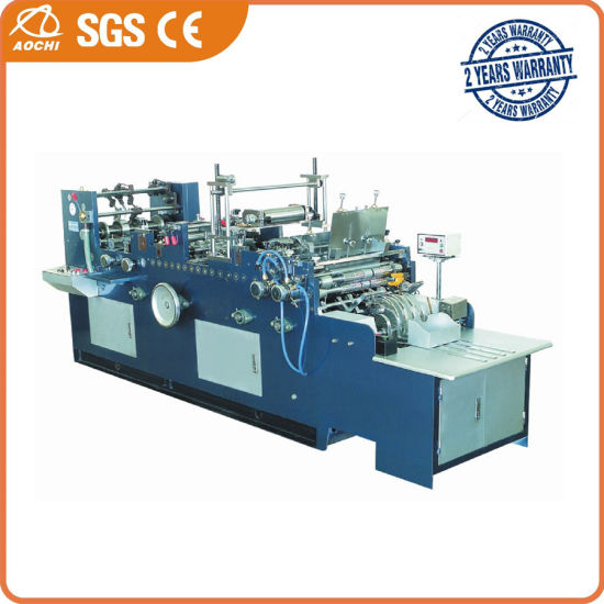Acxf-388 Full Automatic Multi-Function Envelope Making Machine pictures & photos