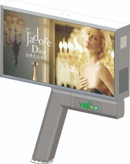 Outdoor Billboard Advertising Display P10 Full Color LED Screen