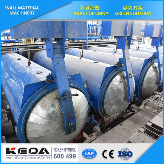 AAC block machine China Autoclaved Aerated Concrete Block