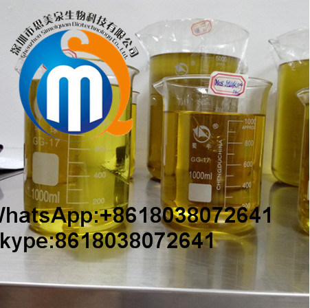 China Homebrew Steroids Oil T*Est Prop 100mg/Ml for Muscle