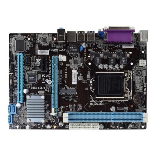 2018 New and Hot Intel H81 LGA1150 DDR3 16GB Mainboard