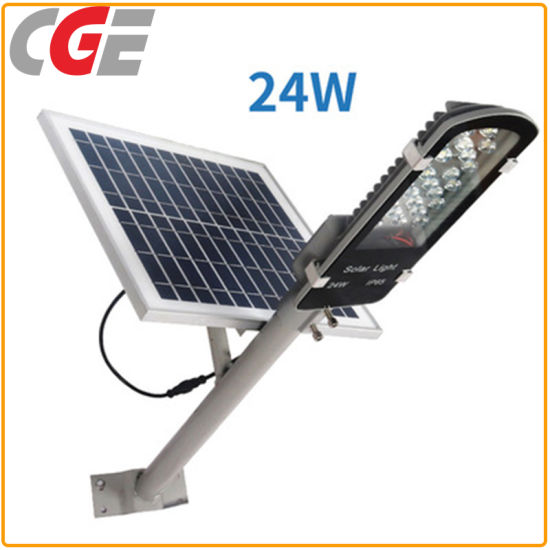 Solar Light 20W/30W/40W/50W/60W/80W/100W/120W All-in-One/Integrated Outdoor Solar LED Street Light Garden Light with Motion Sensor Solar Lightings