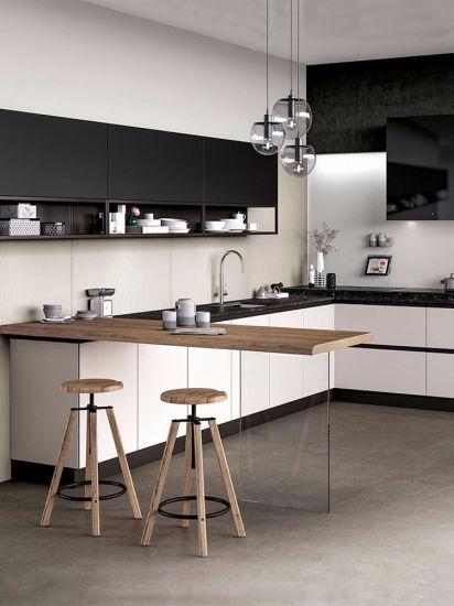 [Hot Item] New Modern Apartment Design Kitchen Cabinet for Small Kitchen  Design