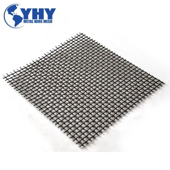 55-Grade High Wear-Resistant Screen for Crusher Machine