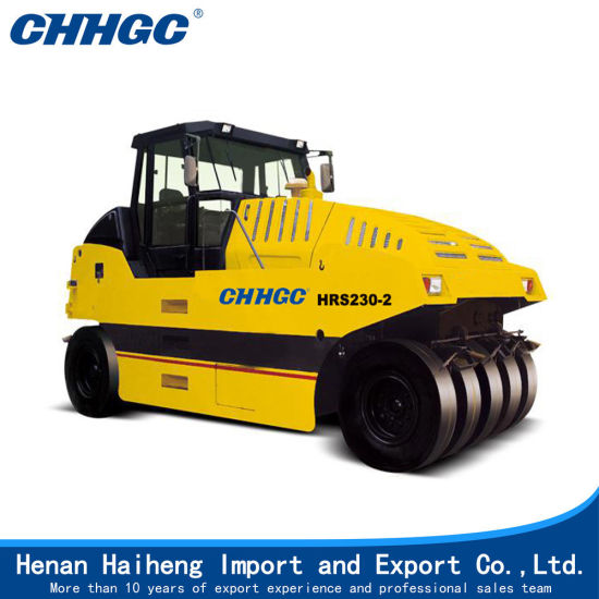 Pneumatic Smooth-Tire Wheeled Roller Compactor Manufacturer Wholesale
