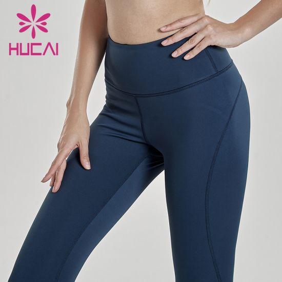Women Compression Gym Yoga Wear Sports High Waist Leggings