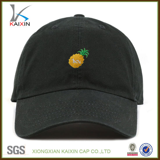 bc32a6a19631d China Custom Promotional Embroidered Dad Baseball Cap Hats for Men ...