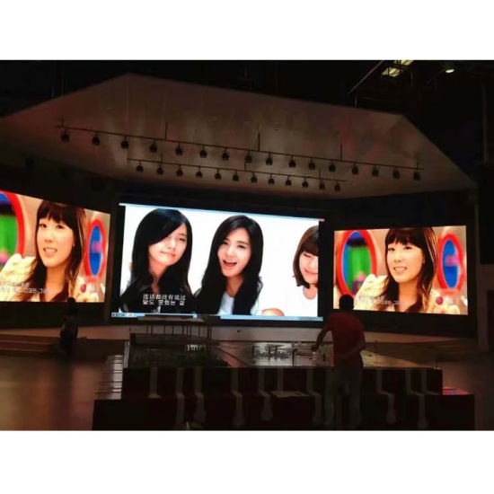 Indoor P3 Fixed Install Advertising Video Wall /Indoor Full Color LED Display