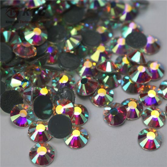 Wholesale Ss5 Crystal Stones Flat Back Glass Rhinestones Non Hot Fix