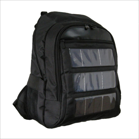 Fashion Travel Solar Bag for iPhone for Outdoor Emergency Charge pictures & photos