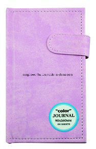 High Quality Promotional Gift PU Leather Notebook/Journal pictures & photos
