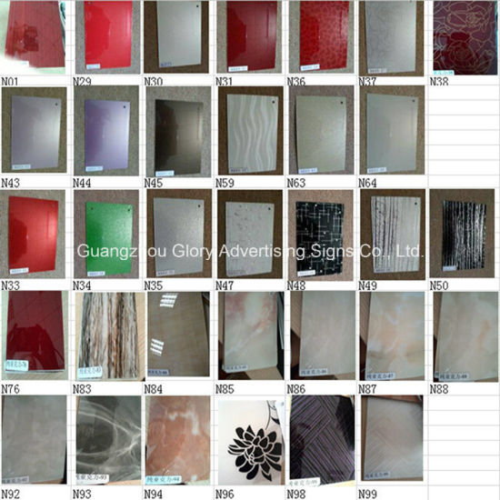 China 1mm Pattern Plastic Acrylic Sheet For Mdf Board China 1mm Acrylic Sheet Acrylic Sheet