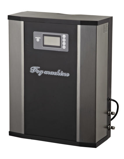 18 Nozzles Square Shape Safety Voltage Fog Machine