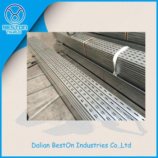 Stainless Steel Unistrut Channel/U Channel/C Channel