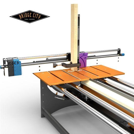 TJ-PF Precision Fence Tenon Miter Jig for JMPv2