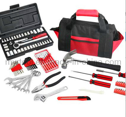 Hardware Machinery 105-Piece Multipurpose Tool Bag Set pictures & photos