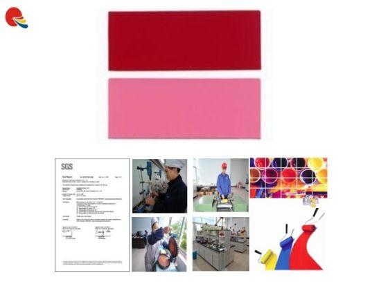 C. I. Pigment Red 177