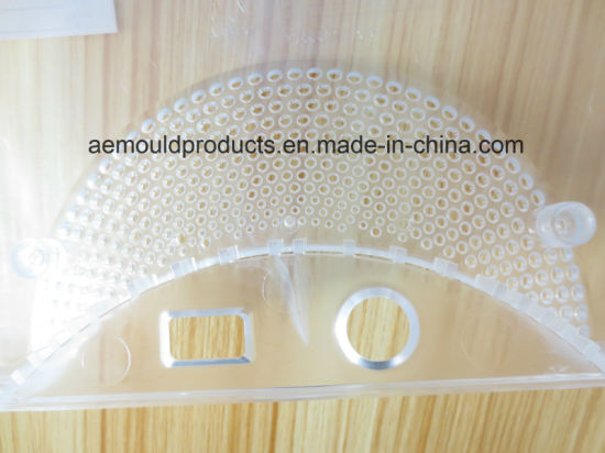 Plastic Mould for High Glossy Transparent Plastic Parts in Optics pictures & photos