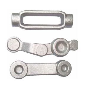 China OEM Precision Stainless Forging Auto/Machining Arms with CNC Machining