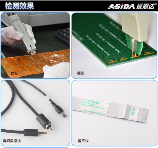 Circuit Board Characteristic Impedance Tester (Asida-ZK2130) pictures & photos