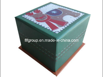 Colorful Antique Christmas Gift Boxes (FAXH0004)