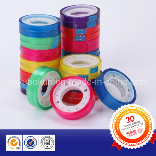 School Decoration Rainbow Stationery Tape