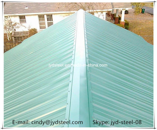 PPGI Roof Gutter pictures & photos