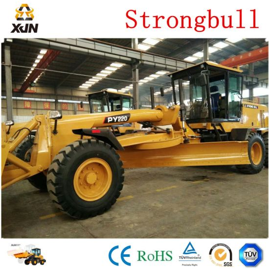 New China Products 16.5 Ton Small Motor Grader Py220/Py9220/0gr215 for Sale pictures & photos