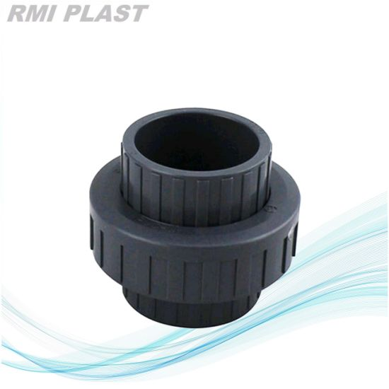 Pn16 PVC Reducing Tee UPVC Fitting pictures & photos