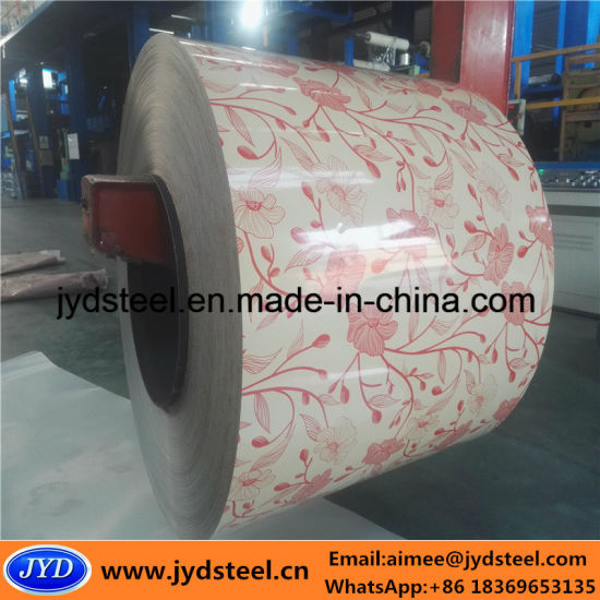 Decorative Roofing Material Design PPGI Steel Coil pictures & photos