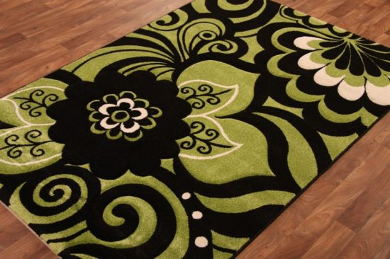 Nylon Carved Carpet with Canvas Back
