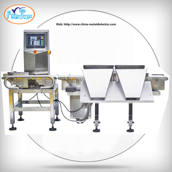 Stainless Steel Check Weigher Metal Detector Machine pictures & photos