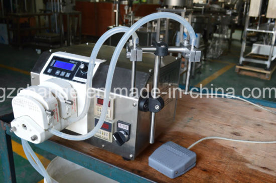 Table Top Semi Auto Filling Machine pictures & photos