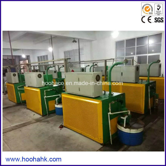 China Cable Making Wire Drawing Machine pictures & photos