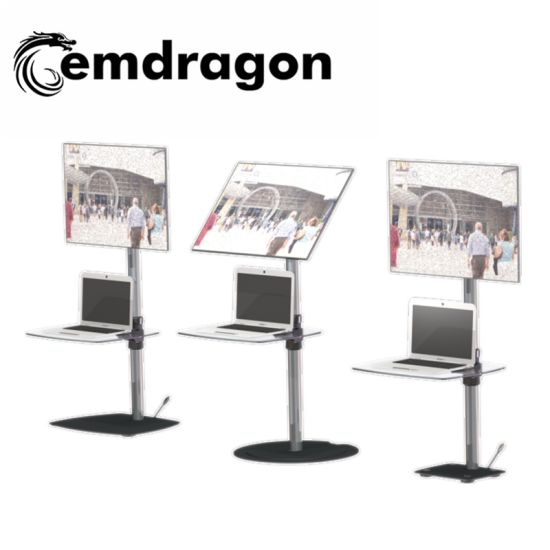 43 Inch Advertising Player Self Service LED Ad Display Digital Signage Display Internet Advertising Player