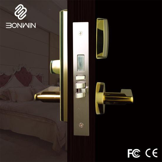 hotel door lock types. swipe card type electronic hotel door lock system types