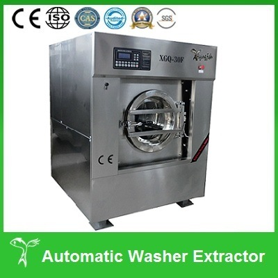 150kg Fully Automatic Laundry Tilt Washer Extractor pictures & photos