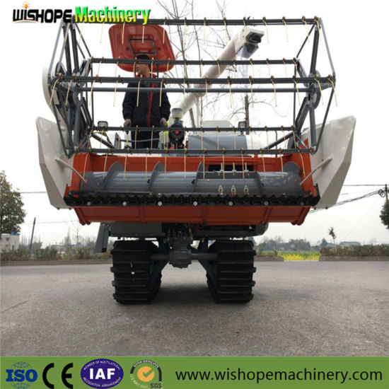 4lz-5.0 Rice Combine Harvester pictures & photos