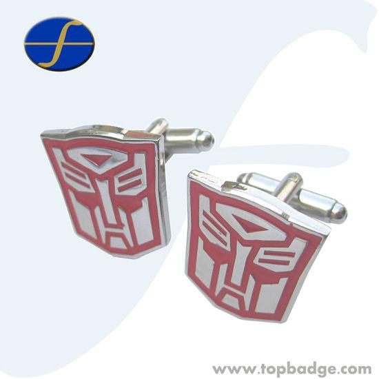 2014 Hotsale Mans Custom Make Custom Cufflink for Wholesale