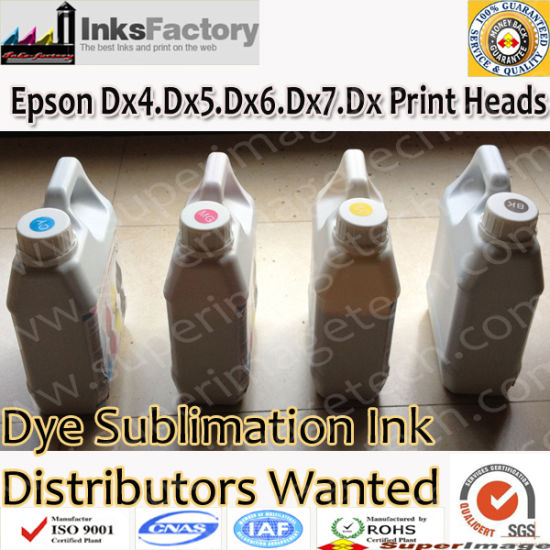 Universal Sublimation Ink Distributors Wanted pictures & photos